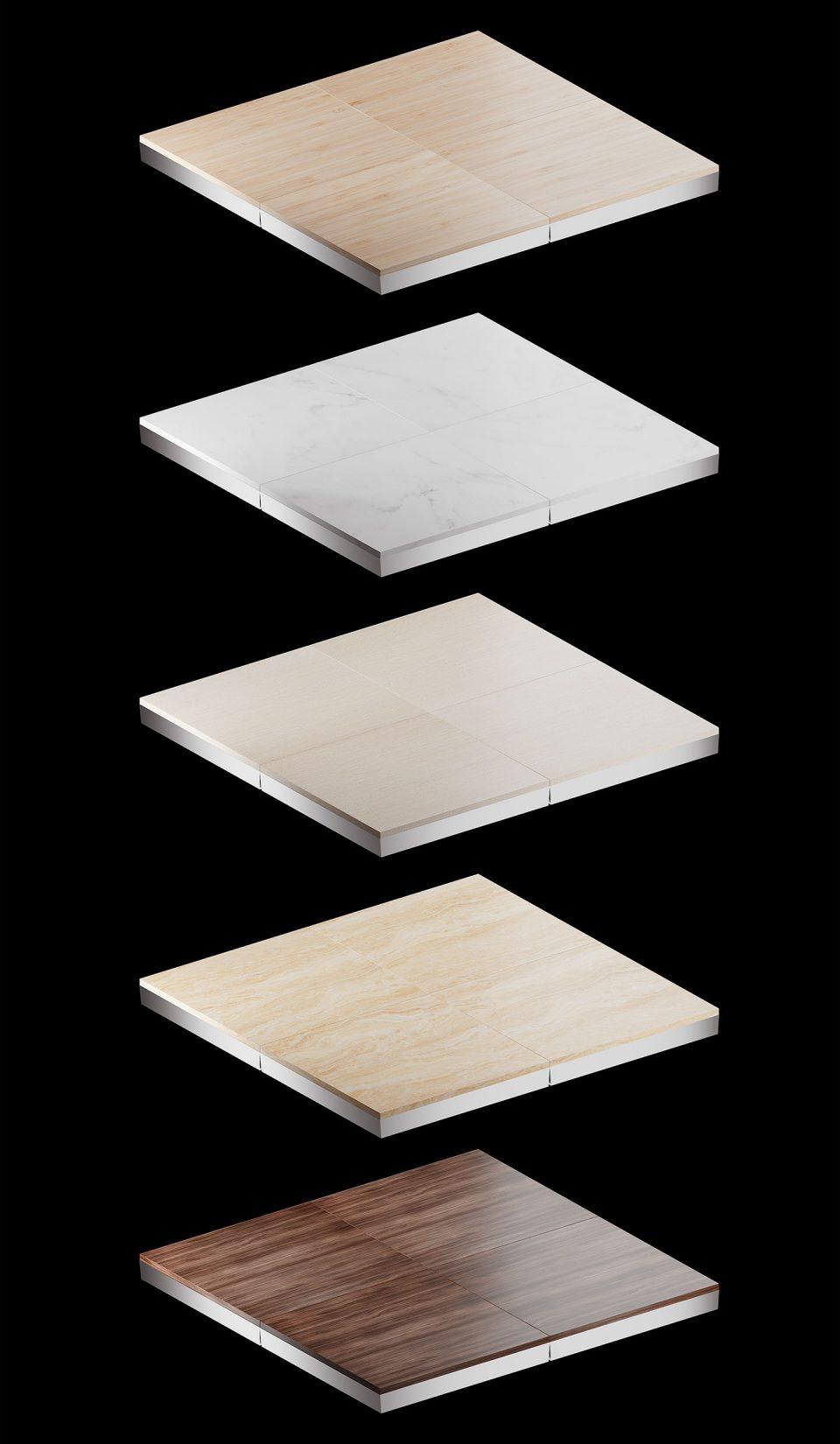 custom floor system
